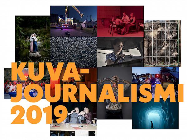 Kuvajournalismi 2019 -kilpailun julkistamistilaisuus Oodissa